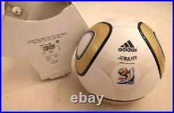 Fussball world cup Südafrika 2010 Jobulani Adidas matchball neu
