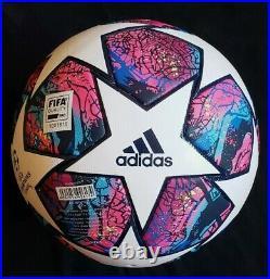 ISTANBUL Adidas champions league purple/black/blue OFFICIAL MATCH BALL 2020