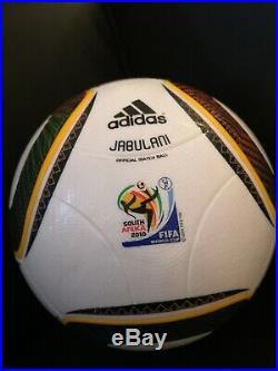 Jabulani World Cup adidas official match ball