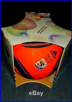 Jabulani powerorange winterball adidas official matchball footgolf OMB jobulani