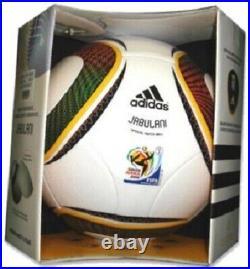 Matchball Adidas Jabulani WM 2010 Südafrika Fußball OMB OVP