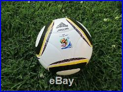 NEW adidas World Cup 2010 Jabulani Mini Match Ball Replica Football Size 0 RARE