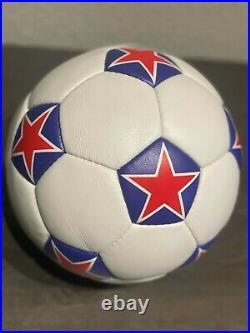 Nasl Adidas North American Soccer League Official Futbol 1978 Game Ball Size 5