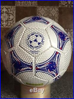 New Adidas 1998 world Cup Match Ball Football Replica