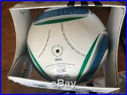 New Adidas MLS Jabulani MLS FootGolf FIFA Approved