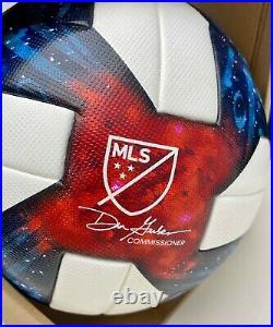 New Adidas MLS Nativo Questra Soccer Official Match Ball 2019 Size 5 DN8698 Fifa