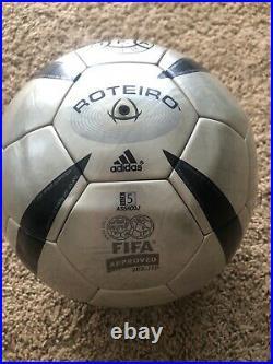 New Adidas Roteiro Euro 2004 JFA League non retail ball FiFa Approved Rare