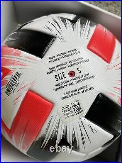 New Adidas Tsubasa Soccer Match Ball Size 5