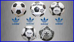 New Collection of Adidas footballs of World Cup leather footballs size 5