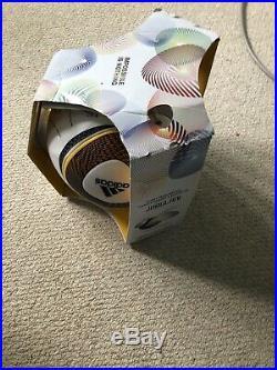 New adidas jabulani football Never Used. Still Has The Box / Packaging