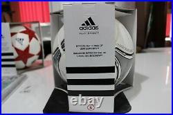 OFFICIAL MATCHBALL Adidas Tango UEFA European Cup 2012 FINAL Italy Spain IMPRINT