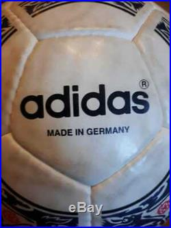 OFFICIAL MATCH BALL Euro championship 1996 QUESTRA europa Made in Germany