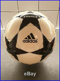 Official Adidas Ball Uefa Champions League Black Stars Finale 2 Made In Morocco