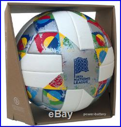 Official Adidas UEFA Nations League Matchball 2018-2019 Authentic + Box