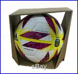 Official Match Ball Superliga Argentina 2019 Argentum Size 5 Omb