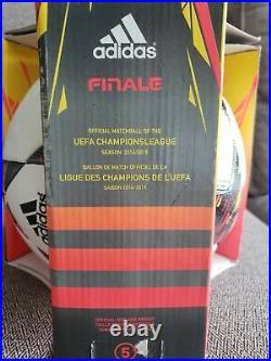 Official Match ball of UEFA Champions league season 2014/2015
