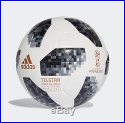 Official World Cup 2018 Adidas Telstar Soccer Ball NFC Enabled Match Ball
