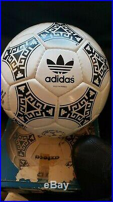 Original Adidas Azteca Ball. World Cup 1986 Mexico. Made In France