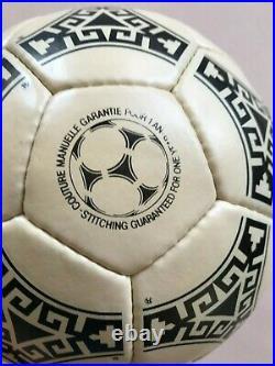 Original Adidas Azteca Mexico World Cup 1986 Matchball