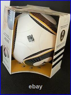 Original Adidas Jabulani mit Matchprint Germany England mit Box Sehr Selten