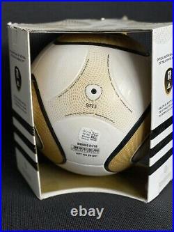 Original Adidas Jobulani mit Finaleprint Und Box Sehr Sehr Selten