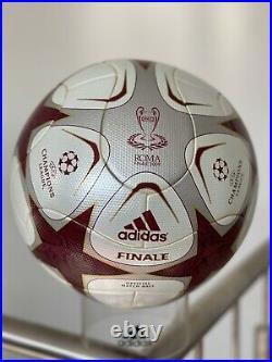 Original Adidas MatchBall Champions League Finale 2009 Rom 100% Original Selten