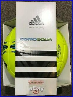 Original Adidas Matchball Comoequa CAF 2012 OMB Jabulani s5