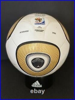 Original Adidas OMB Jobulani WM Finale 2010 Match Used Rarität Matchball