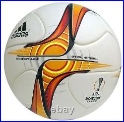Original Adidas UEFA Europa League Spielball Matchball FIFA Auslaufmodell