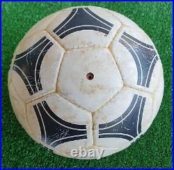 PALLONE adidas tango WORLD CUP SPAIN 1982 SPAGNA ESPANA'82 BALL VINTAGE V