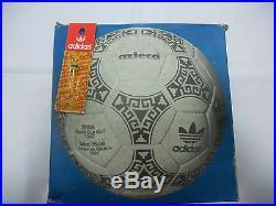 Pallone Adidas Azteca Acapulco Official World Cup nuovo con scatola originale