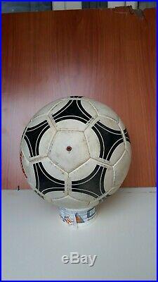 Pallone Adidas tango mundial europeo Francia 1984