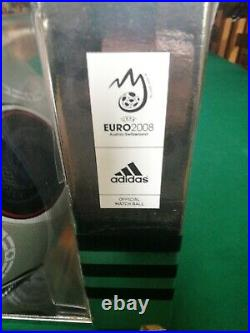 Pallone Calcio Ufficiale Adidas finale gloria euro 2008 official match ball