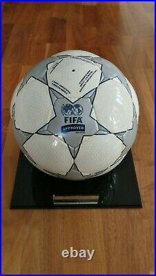 Rare Adidas Finale 1 (2001-02 UEFA Champions League Official Match Ball)
