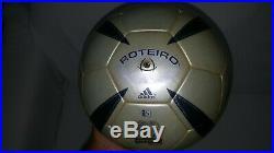 Rare Adidas Roteiro OMB Matchball Euro 2004 Ball World Cup Jabulani Teamgeist