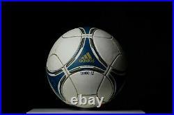 Tango 12 Blue/Gold OMB Matchball RARE (jabulani, europass, teamgeist, speedcell)