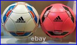 Two Adidas Torfabrik Official Match Balls 2011/12