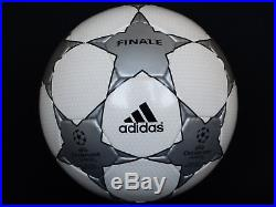 UEFA Champions League adidas Finale 1 Grey Star New Match Ball OMB