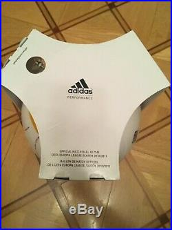 UEFA Europe League 2010-2011 OMB Adidas Jabulani Europa League MATCH BALL SIZE 5