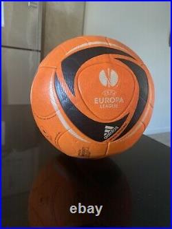Uefa Europa League 2010-11 Powerorange Adidas Match Ball 01