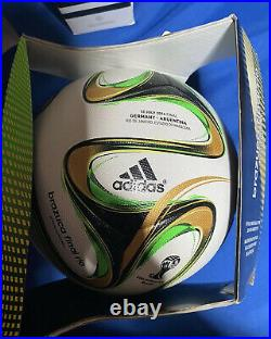 World Cup Final Match Balls Adidas Collection from 2006-2018