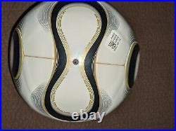 World Cup Germany 2006 Official Match Ball Teamgeist Adidas Soccer Football NEW